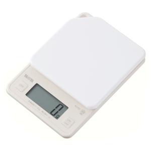 タニタ デジタルクッキングスケール KJ-P21 (秤量:2kg)|lifescale
