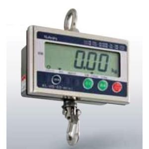 クボタ クレーンスケール フックスケールミニ (検定付) KL-HS-60-mini-K (ひょう量:60kg/61kg) lifescale