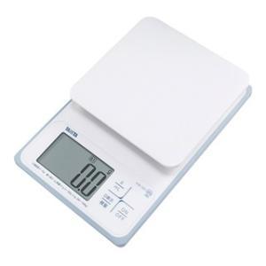 タニタ デジタルクッキングスケール KW-220 (ひょう量:2kg)|lifescale