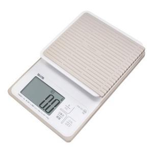 タニタ デジタルクッキングスケール KW-320 (ひょう量:3kg)|lifescale