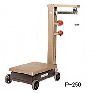 TANAKA 田中衡機 機械式台はかり 規格台ひょう P-150(金筒) (秤量:150kg)|lifescale