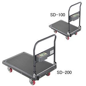 A&D カートスケール SD-200 (秤量:200kg)|lifescale