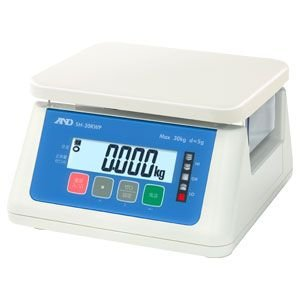 デジタル防水はかり SH-30KWP ひょう量:30kg A&D|lifescale