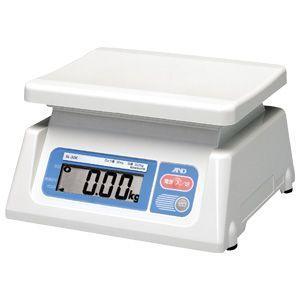デジタルはかり 片面表示 SL-30K ひょう量:30kg A&D|lifescale