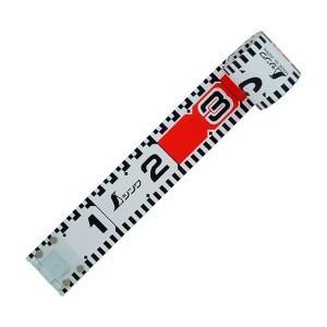 シンワ測定 ロッドテープ ガラス繊維製 3m 巾60mm 76969 lifescale