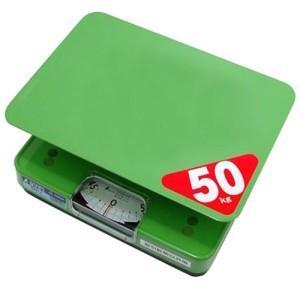簡易自動はかり ほうさく 50kg 取引証明以外用 70026 ひょう量:50kg シンワ測定|lifescale