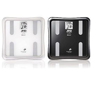 A&D Bluetooth内蔵 体組成計 UC-411PBT-C|lifescale