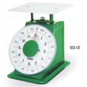 大和製衡 普及型上皿はかり SD-12 (秤量:12kg)|lifescale