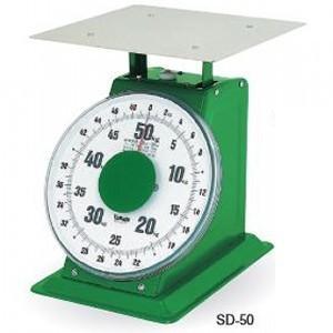 大和製衡 超大型上皿はかり SD-50 (秤量:50kg)|lifescale