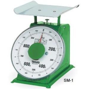 大和製衡 中型上皿はかり SM-4 (秤量:4kg)|lifescale