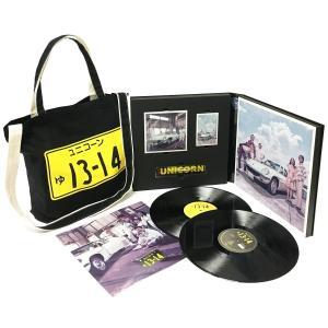大幅値引 ゅ 13-14(完全生産限定豪華BOX盤)(DVD+2アナログ+カセットテープ+特製グッズ付) CD+DVD, Limited Edition ユニコーン lifestyle-007