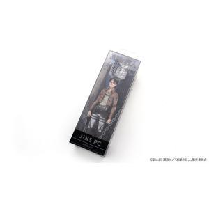 【進撃の巨人×JINS PC エレンモデル】スクエア クリアレンズ|lifestyle-007|02