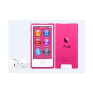 Apple iPod nano 16GB 第7世代 2015年モデル ピンク MKMV2J/A lifestyle-007