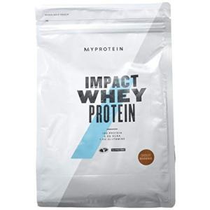 マイプロテイン インパクトホエイプロテイン 1kg 全19種 ホエイ プロテイン