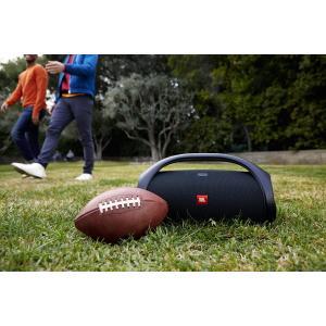 JBL BOOMBOX Bluetoothスピーカー IPX7防水/パッシブラジエーター搭載 ブラック JBLBOOMBOXBLKJN 国内正規品|lifestyle-007|06
