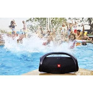 JBL BOOMBOX Bluetoothスピーカー IPX7防水/パッシブラジエーター搭載 ブラック JBLBOOMBOXBLKJN 国内正規品|lifestyle-007|08
