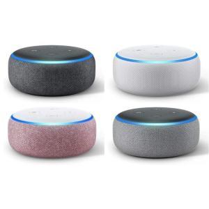 Echo Dot 第3世代 - スマートスピーカー with Alexa 全4色