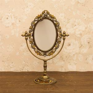 Agathe おしゃれ 鏡 スタンドミラー