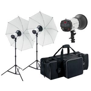 撮影機材 撮影照明 「ヘアサロン撮影キット」ストロボ2灯セット|light-grafica