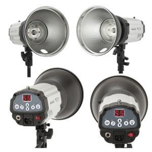 撮影機材 撮影照明 撮影会にもバッチリOK「超簡単本格派デジカメ撮影照明」ストロボ250W照明フルセット|light-grafica|02