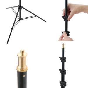 撮影機材 撮影照明 撮影会にもバッチリOK「超簡単本格派デジカメ撮影照明」ストロボ250W照明フルセット|light-grafica|03