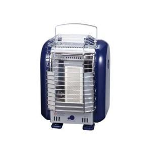 カセットボンベ式ポータブルヒーター  グリーンウッド GCP-181(S) 屋内専用
