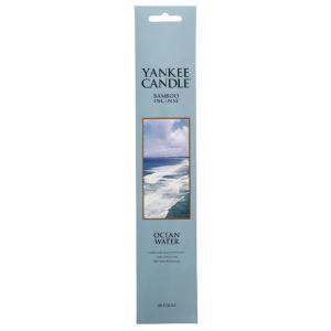 YANKEEフレグランスをお香で楽しめるバンブーインセンス。素早く香りが広がり、火が消えた後もほんの...