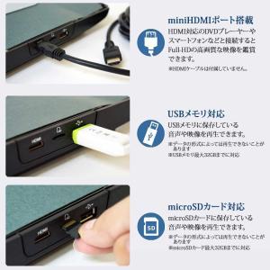 フリップダウンモニター 15.6インチ 12V 24V フルHD 高画質1920×1080 HDMI端子 USB SD 3色選択可 送料無 F1561|lightingworld|04