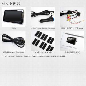 予約販売 ヘッドレストモニター 2個セット DVD プレーヤー付 CPRM対応 10.1インチ タッチボタン スピーカー内蔵 HDMI 送料無 HA101102DB|lightingworld|11