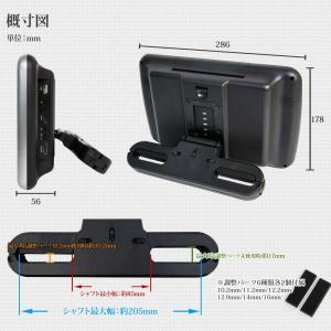 予約販売 ヘッドレストモニター 2個セット DVD プレーヤー付 CPRM対応 10.1インチ タッチボタン スピーカー内蔵 HDMI 送料無 HA101102DB|lightingworld|19