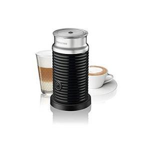 Nespresso ネスプレッソ エアロチーノ ブラック 3594/JP/BK 日本正規品|lightlyrow