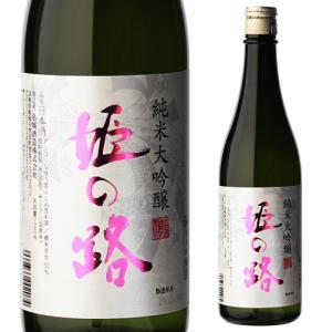 姫の路 純米大吟醸 日本酒 720ml 兵庫県 名城酒造 清酒 4合 瓶 長S|likaman2