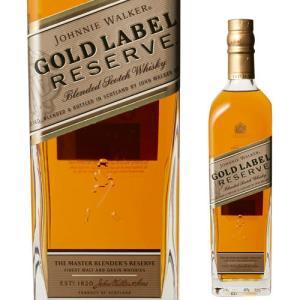 ジョニーウォーカーゴールドラベル リザーブ 40度 700ml [ウイスキー][スコッチ][スコットランド][ブレンデッド][長S]|likaman2