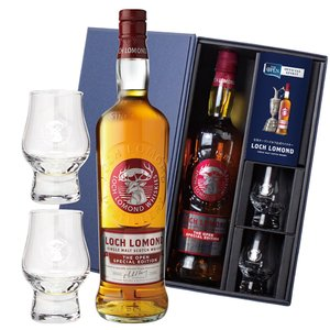 ロッホローモンド 全英オープンゴルフ 2021 スペシャルエディション 700ml 46度 ハイランド シングルモルト ウイスキー highland single malt whisky 長S|likaman2