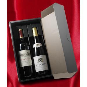 ギフトボックス 2本用 ギフトBOX ギフト箱 贈答用 ワイン箱 長S|likaman2