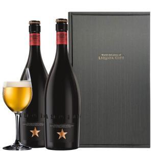イネディット 750ml×2本 スペイン ビール 送料無料 人気 ギフト BOX付き 包装済  売れ筋 ビール ランキング|likaman