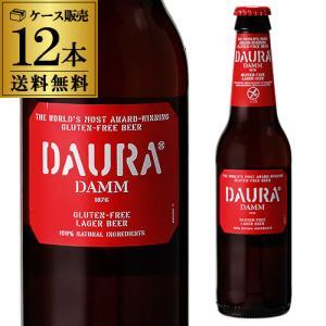 ダウラ グルテンフリー ラガービール 330ml 瓶 12本 送料無料 ダム スペイン 輸入ビール 海外ビール エストレージャ DAMM 長S|likaman