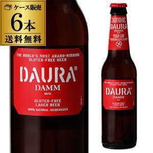 ダウラ グルテンフリー ラガービール 330ml 瓶 6本 送料無料 ダム スペイン 輸入ビール 海外ビール エストレージャ DAMM 長S|likaman