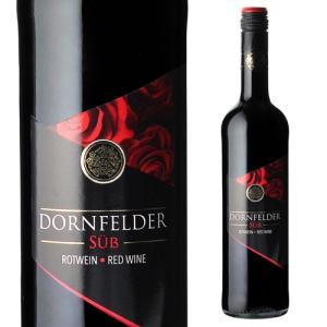 ワイン ドルンフェルダー Dornfelder ドイツ 甘口...