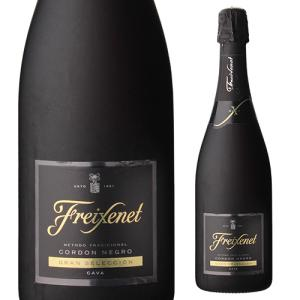 スパークリングワイン フレシネ コルドンネグロ ブリュット750ml 並行|likaman
