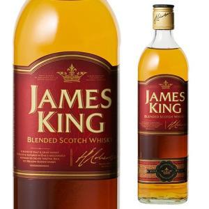 ジェームズキング レッドラベル 40度 700ml [ウイスキー][スコッチ][ブレンデッド]