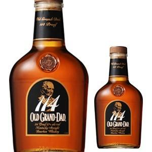 ウイスキー オールドグランダッド 114 750ml whisky|likaman