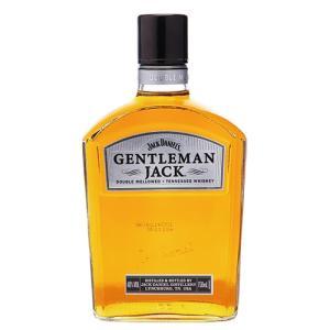 ワンランク上のジャックダニエル! ジェントルマン ジャック ギフトBOX(特製グラス1脚付)  750ml 40度 アメリカ テネシー ウイスキー|likaman