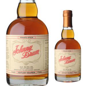 ウイスキー ジョニードラム プライベートストック 750ml バーボン アメリカン whisky|likaman