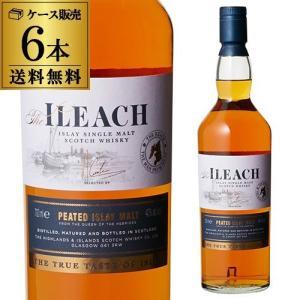 ウイスキー アイリーク 箱入り (イーラッハ)(イラック) 40度 700ml×6本 セット(6本) 送料無料 スコッチ シングルモルト アイラ whisky|likaman