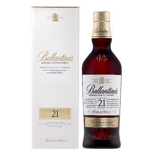 バランタイン 21年 BOX[並行] 700ml[ウイスキー][スコッチ][ブレンデッド]