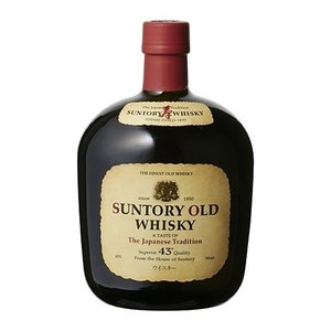 """""""ダルマ""""の通称で愛される定番ウイスキー! ※画像はイメージです。実際のボトルとデザインやヴィンテー..."""