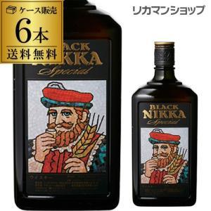 ニッカ ブラックニッカ スペシャル ダブルサイズ 1440ml×6本 ケース販売 送料無料 ウイスキー ウィスキー 日本 国産 whisky 長S|likaman