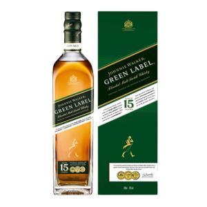 ウイスキー ジョニーウォーカー グリーンラベル15年 700ml whisky|likaman
