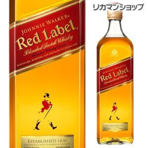 ジョニーウォーカー 赤ラベル 1L ブレンデッドウイスキー レッドラベル 1000ml ウィスキー whisky|likaman